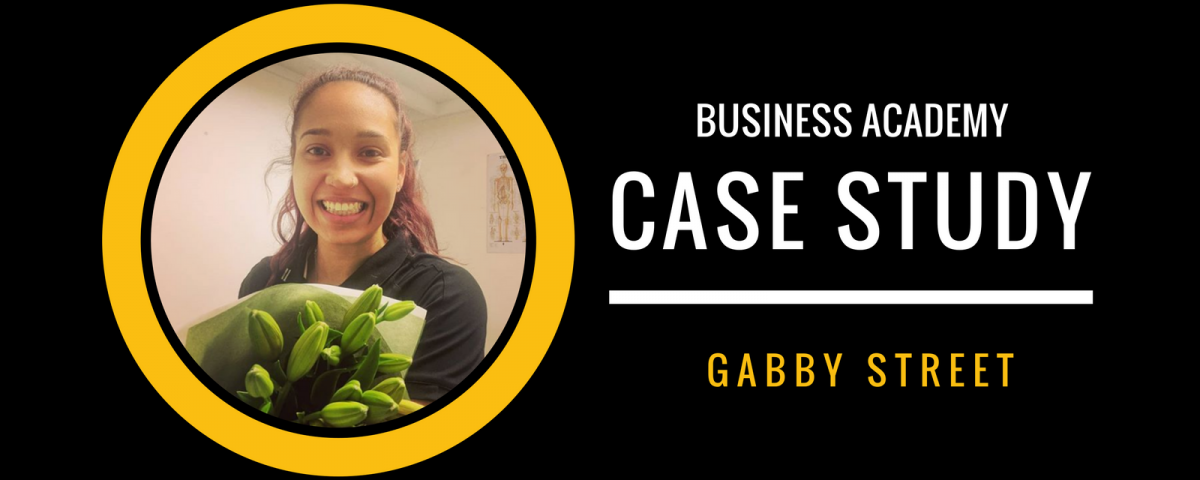 Gabby Street Physiotherapist Case Study