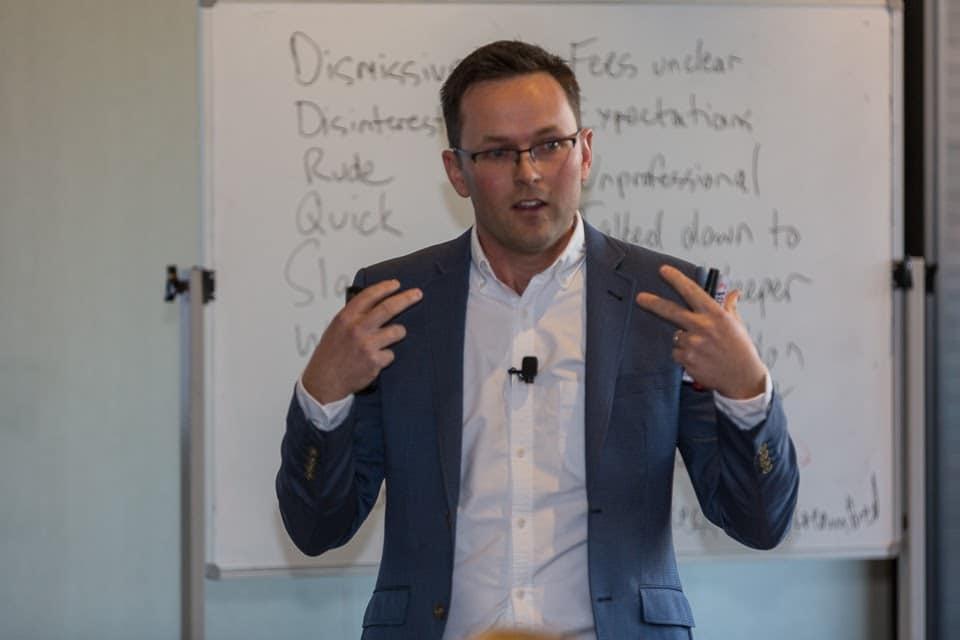 Daniel Teaching